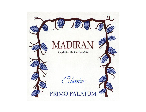 PRIMO PALATUM ''MADIRAN'' CLASSICA rouge 2003