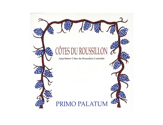 PRIMO PALATUM ''CÔTES DU ROUSSILLON'' MYTHOLOGIA rouge 2003