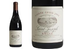 SAINT-JOSEPH ''Sainte Epine'' rouge 2001