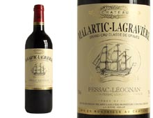 CH�TEAU MALARTIC-LAGRAVI�RE rouge 2004 , Cru Class� de Graves