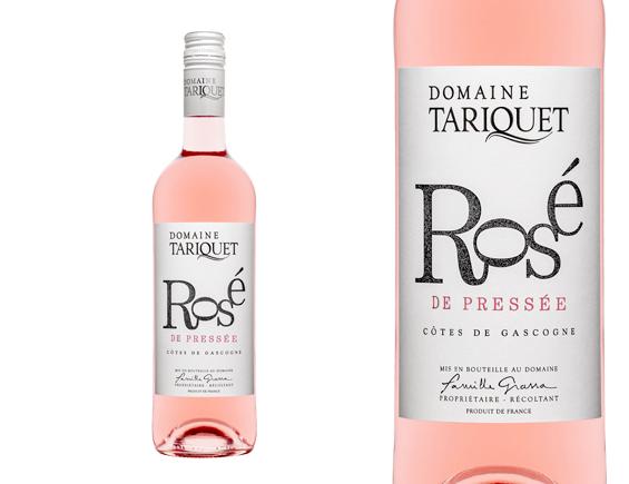DOMAINE TARIQUET ROSÉ DE PRESSÉE 2019