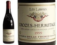 CROZES-HERMITAGE ''Les Launes'' rouge 1999