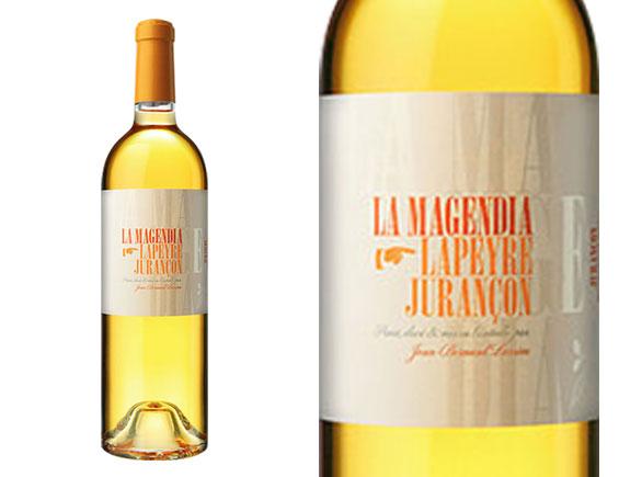 CLOS LAPEYRE JURANCON MOELLEUX LA MAGENDIA 2016