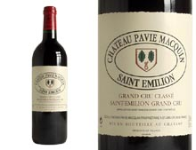 CH�TEAU PAVIE MACQUIN rouge 2000