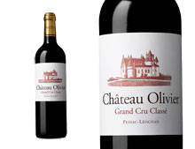 CHATEAU OLIVIER ROUGE 2020