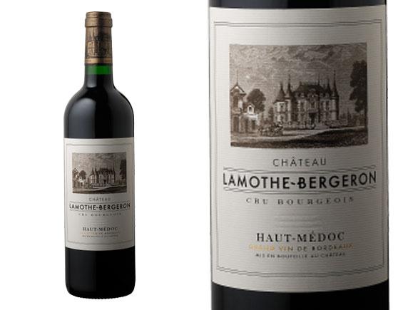 CHÂTEAU LAMOTHE BERGERON 2020