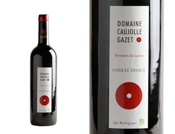 DOMAINE CAUJOLLE-GAZET LA COULEE DOUCE 2017