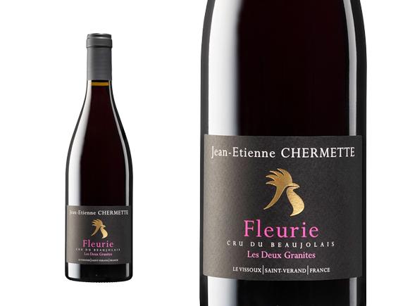 JEAN-ETIENNE CHERMETTE LES DEUX GRANITES FLEURIE 2019