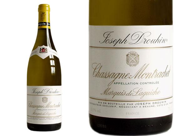 CHASSAGNE-MONTRACHET MARQUIS DE LAGUICHE white 2002
