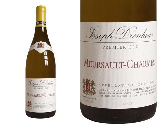 MEURSAULT 1er CRU ''CHARMES'' blanc 2002