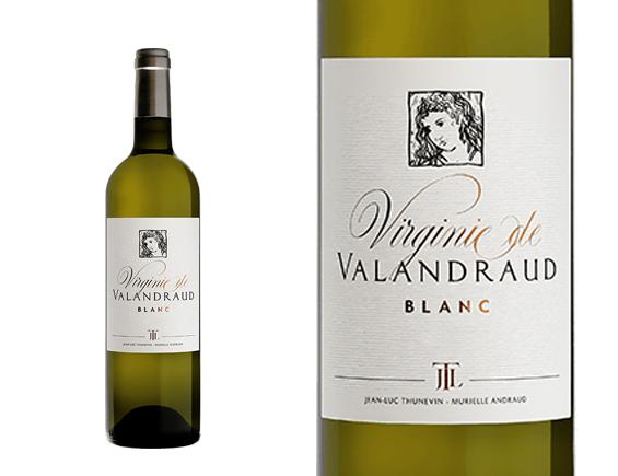 VIRGINIE DE VALANDRAUD BLANC 2020
