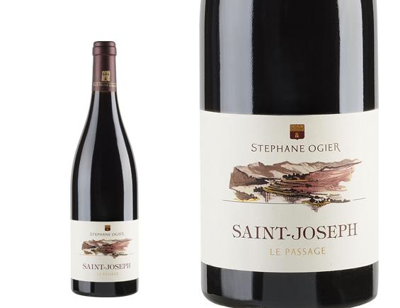 DOMAINE STÉPHANE OGIER SAINT-JOSEPH LE PASSAGE ROUGE 2019