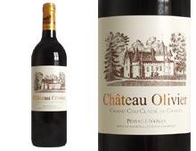 CHATEAU OLIVIER rouge 2001, Cru Classe de Graves