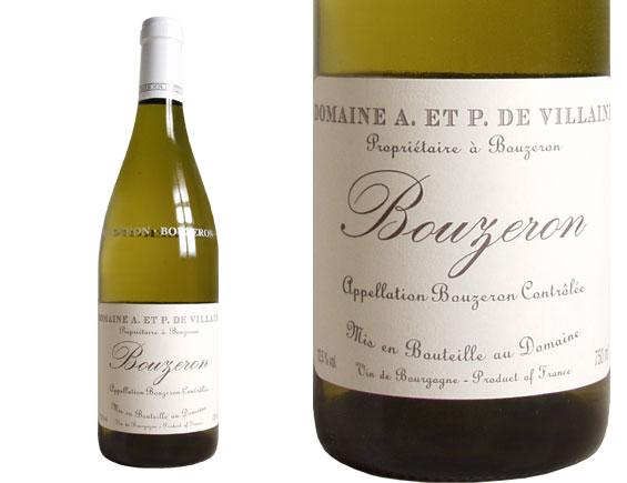 DOMAINE A. et P. DE VILLAINE BOUZERON ALIGOTÉ blanc 2005