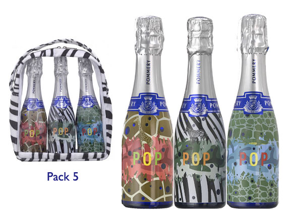 POMMERY POP ART Pack n° 5