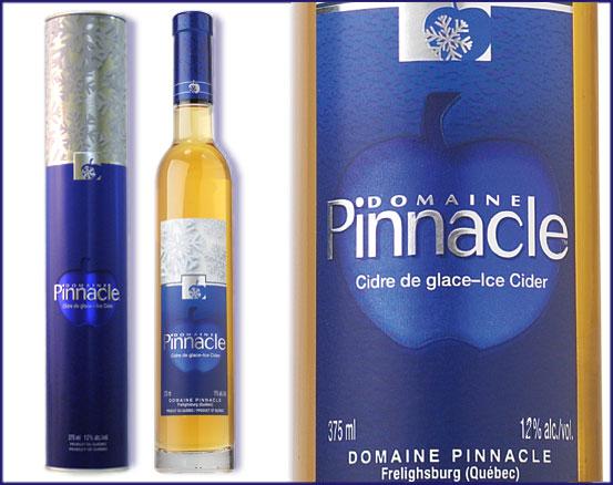DOMAINE PINNACLE CIDRE DE GLACE