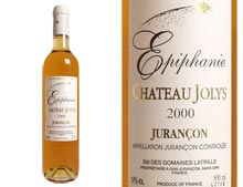 CHÂTEAU JOLYS EPIPHANIE 2000