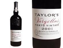 TAYLOR'S QUINTA DE VARGELLAS VINTAGE 2001