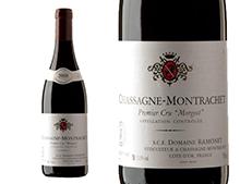 Domaine Ramonet Chassagne Montrachet 1er Cru les Morgeot 2000