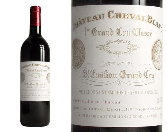 CHÂTEAU CHEVAL BLANC 2000