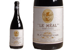 CHAPOUTIER ERMITAGE ''LE MEAL'' 2007 rouge