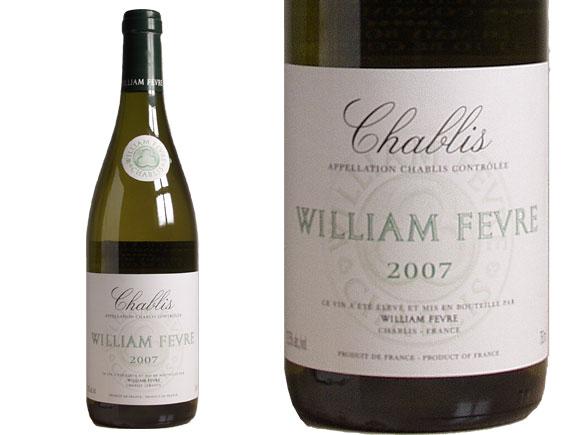 WILLIAM FEVRE CHABLIS 2007