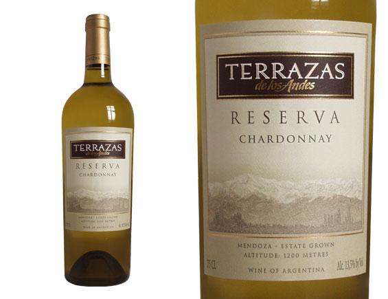 Terrazas De Los Andes Reserva Chardonnay Blanc 2007