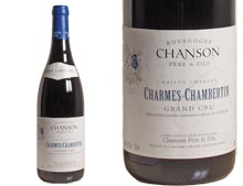 CHANSON CHARMES CHAMBERTIN 2004 - 0.750 L