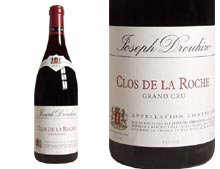 JOSEPH DROUHIN CLOS SAINT DENIS Grand Cru 2008 Rouge