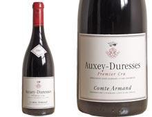 COMTE ARMAND AUXEY DURESSES 1ER CRU ROUGE 2007