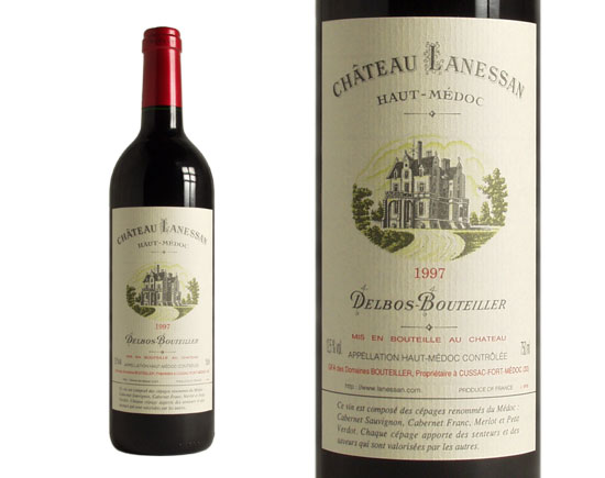 Ch teau lanessan rotwein 1997 for Chateau lanessan