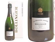 Champagne BOLLINGER GRANDE ANNÉE 2000