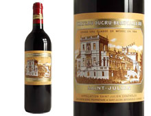 CH�TEAU DUCRU-BEAUCAILLOU 2009 Rouge, Second Cru Class� en 1855