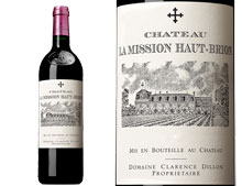 CHATEAU LA MISSION HAUT-BRION ROUGE 2009