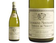 LOUIS JADOT CHASSAGNE MONTRACHET 1er cru ''Morgeot'' 2009