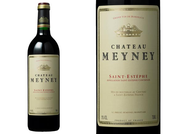 Ch teau meyney 2009 for Chateau meyney