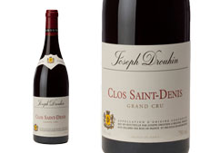 JOSEPH DROUHIN Clos Saint Denis Grand Cru 2009 Rouge