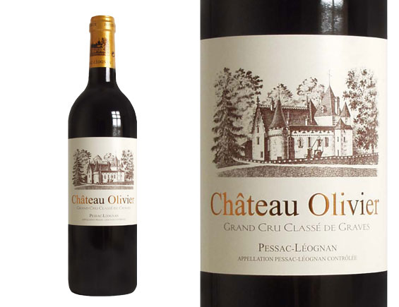 CHATEAU OLIVIER 2010